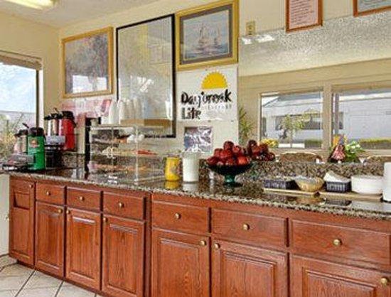 Days Inn Lost Hills: Breakfast Area