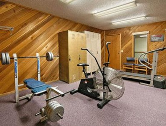 Days Inn Mexico: Fitness Center
