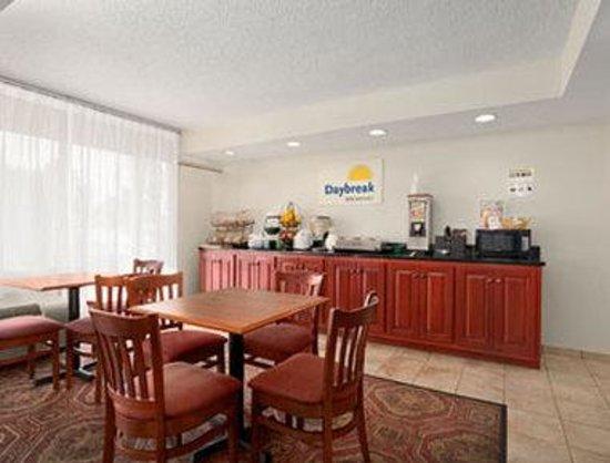 Days Inn Charlottesville/University Area: Breakfast Area