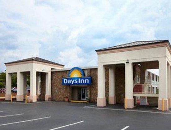 Days Inn Charlottesville/University Area: Welcome to the Days Inn Charlottesville