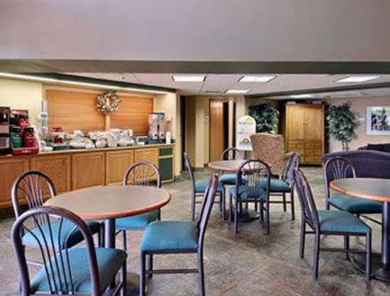 Days Inn & Suites Page Lake Powell : Breakfast Area