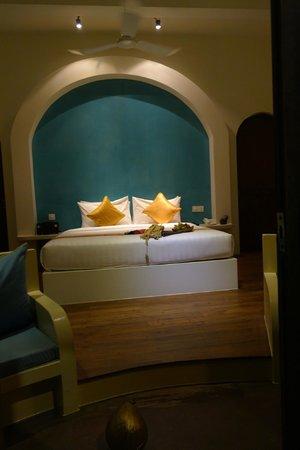 Navutu Dreams Resort & Wellness Retreat: bed