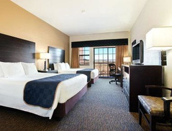 Days Inn & Suites Page Lake Powell: Double Room - Short