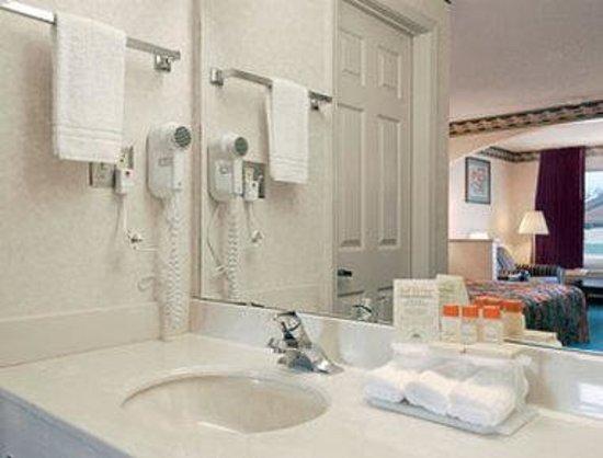 Days Inn Sumter: Bathroom