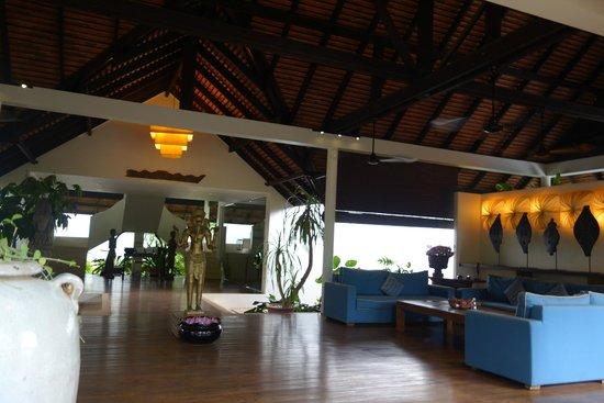 Navutu Dreams Resort & Wellness Retreat: reception