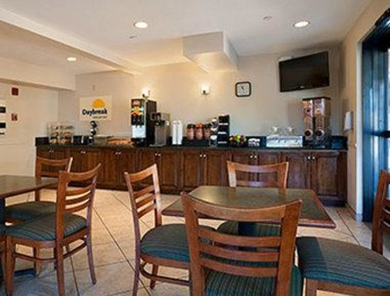 Days Inn Encinitas- Legoland Moonlight Beach : Breakfast Area