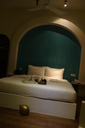Navutu Dreams Resort & Wellness Retreat: bedroom