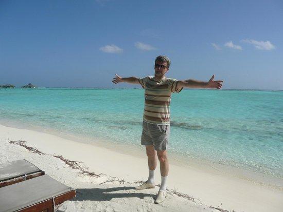 Sun Island Resort: На пляже, возле номера