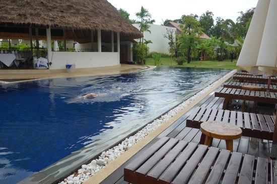 Navutu Dreams Resort & Wellness Retreat: lap pool