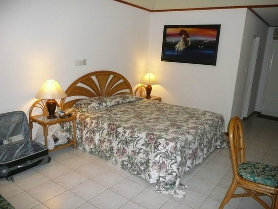 Sun Island Resort : В номере
