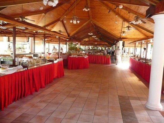 Sun Island Resort : Ресторан
