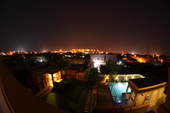 The Gulaal : view