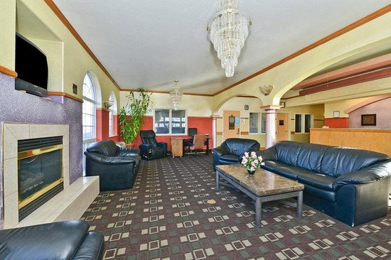 Americas Best Value Inn & Suites Colorado Springs: Lobby