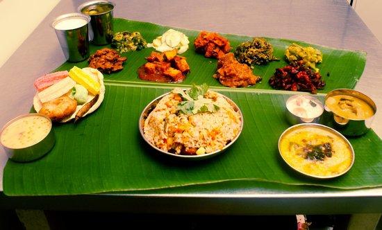 Selvam : Friday briyani vegeterian special