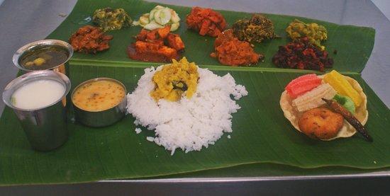 Selvam : Friday White rice special...