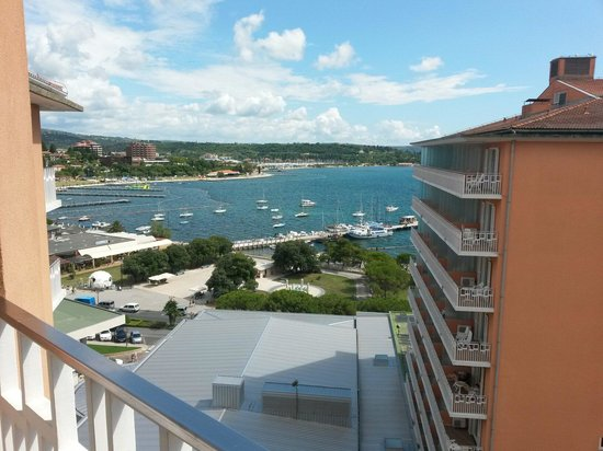 Hotel Neptun - LifeClass Hotels & Spa : Blick vom Zimmer