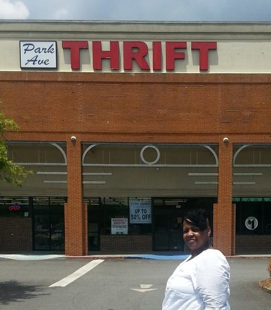 Park Avenue Thrift: Marietta location