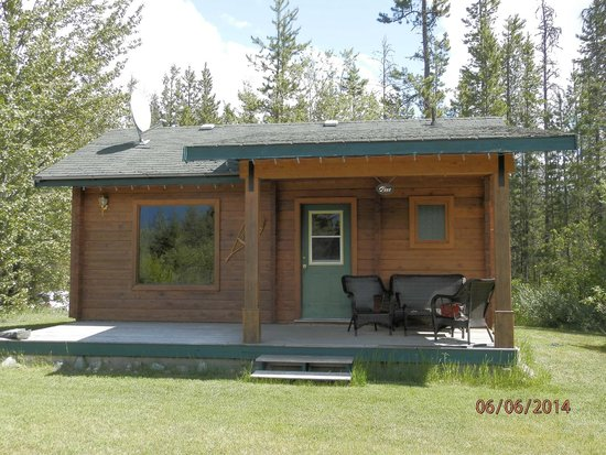 Mica Mountain Lodge & Log Cabins : Pine Cabin