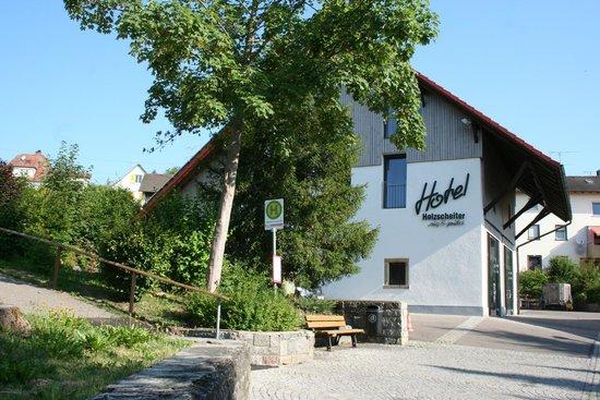 Hotel & Restaurant Holzscheiter