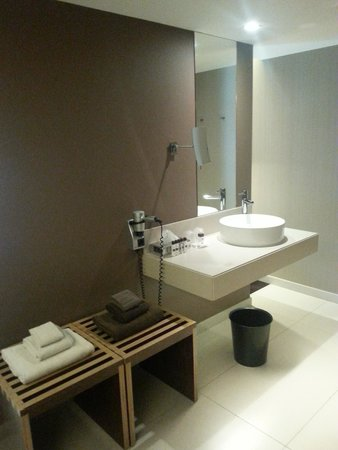 Sao Rafael Atlantico: Bathroom area