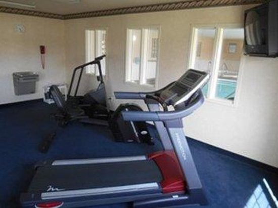 FairBridge Inn & Suites Miles City: GOMILAFitness