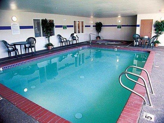 BEST WESTERN Plus Aberdeen: Aberdeen Pool