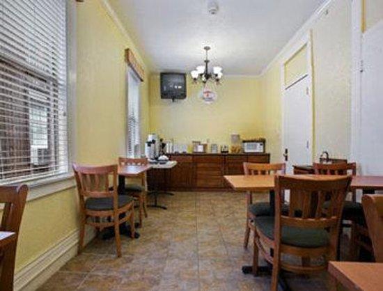 Super 8 San Francisco/Union Square Area: Breakfast Area