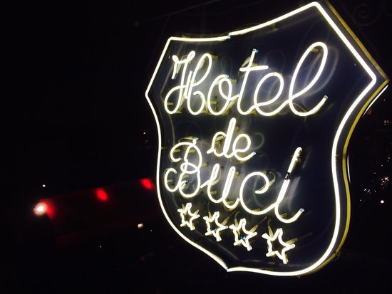 Hotel De Buci by MH : Loved this hotel!
