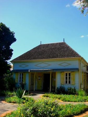 Entre-Deux, Ile de La Réunion : L'office de tourisme