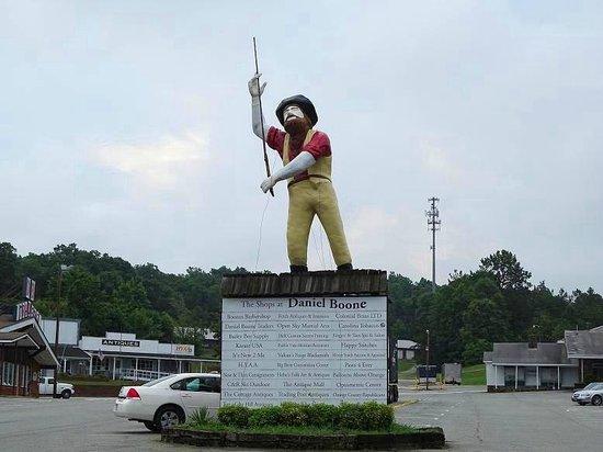 Daniel Boone Traders
