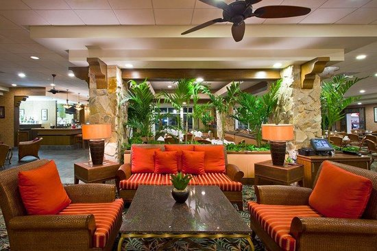 Holiday Inn Coral Gables - University: Holiday Inn Coral Gables Lobby Lounge