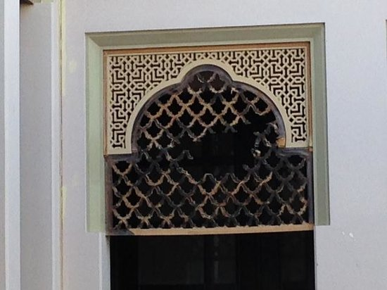 Al Areen Palace & Spa: broken