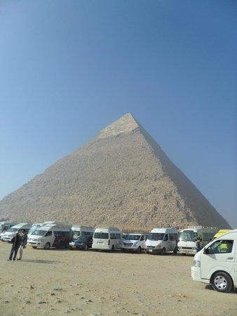 Pirámide de Keops: pirámide