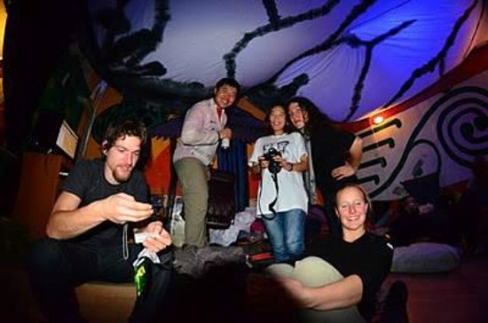 Neverland Hostel : Lounge