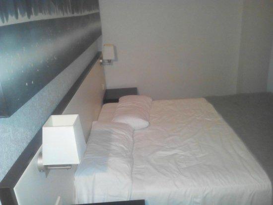 Hotel Macia Plaza: Habitación