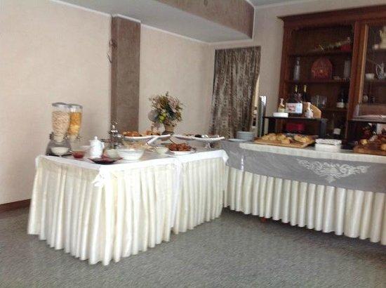 Hotel Concorde Fiera: Breakfast