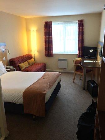 Holiday Inn Express Newcastle Metro Centre: My room