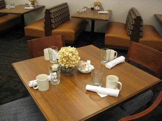 Holiday Inn Elmira Riverview: Restaurant