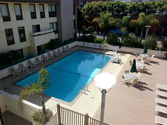 Sheraton Fisherman's Wharf Hotel: Pool