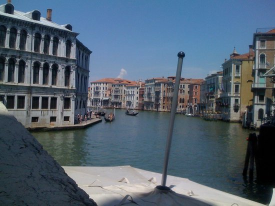 Hotel Gabrielli : View from the Canal