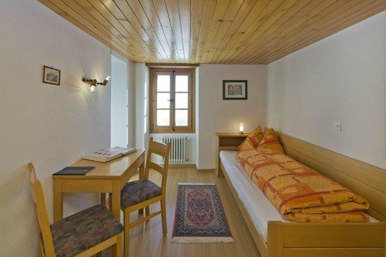 Hotel Belalp: Einzelzimmer