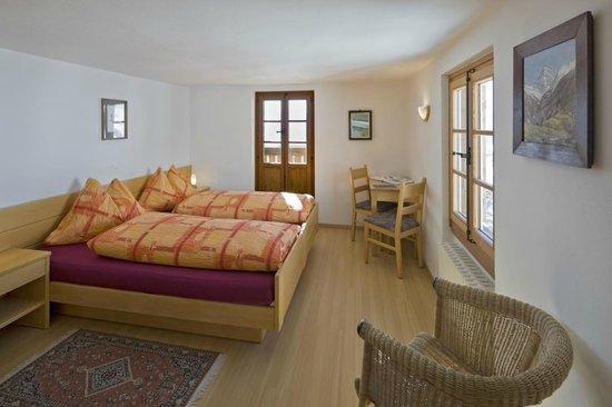Hotel Belalp: Doppelzimmer