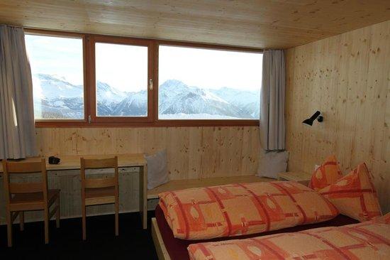 Hotel Belalp: Panoramazimmer