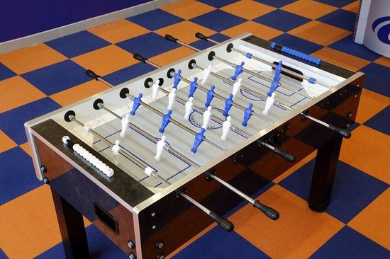 Holiday Inn Boston-Bunker Hill: Our Sports Deck offers fun for the family with a foosball table.