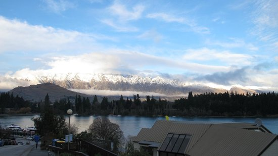Hotel St Moritz Queenstown - MGallery Collection: remarkable view from apartment