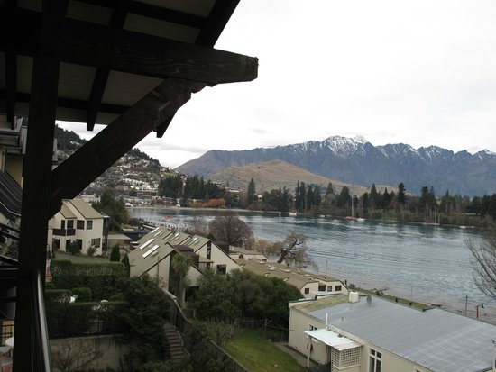 Hotel St Moritz Queenstown - MGallery Collection: great balcony