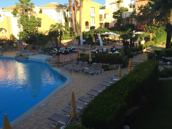 Four Seasons Vilamoura: View from balcony of 2 bed apt no. 32b