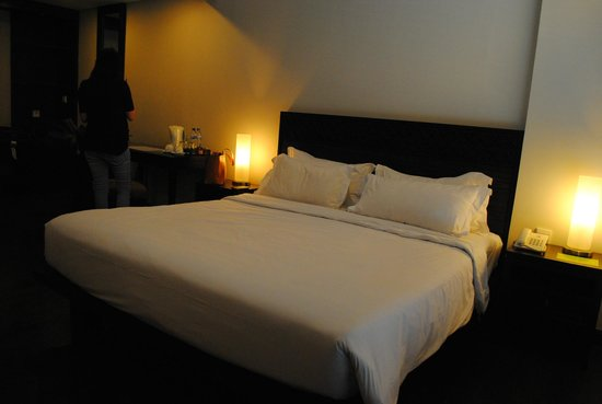Dekuta Hotel : comfortable bed