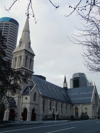 St. Patrick's Cathedral: View from outside