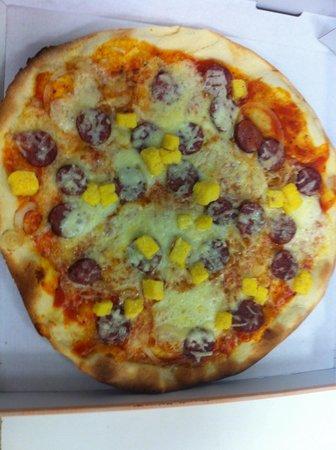 Pizzapresto : L indienne hum...